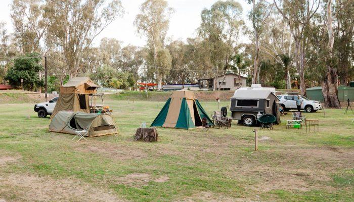 Deniliquin Camping